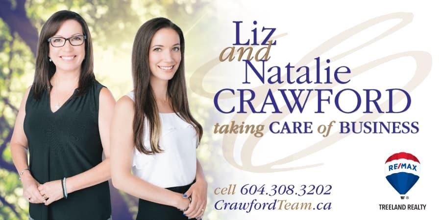 Liz & Natalie Crawford Agent Makeover