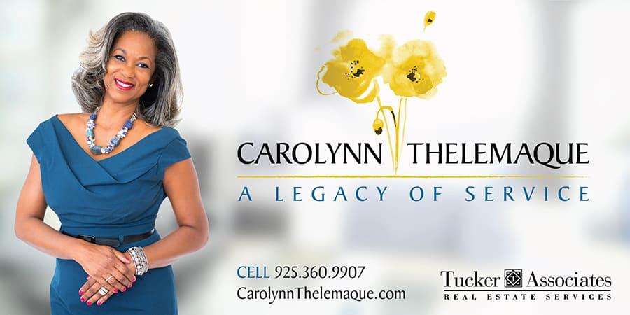 Carolynn Thelemaque Realtor Branding